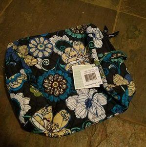 Vera Bradley Large Cosmetic Bag NWT